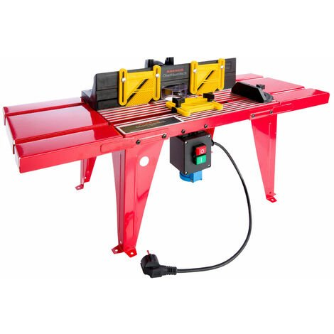 Precision Router Table Workbench For Router Benchtop For Surface Milling Machine