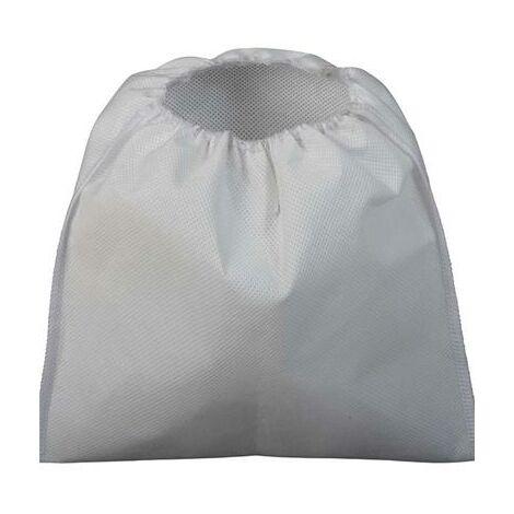Préfiltre antistatique pour filtre aspirateur cendres froides
