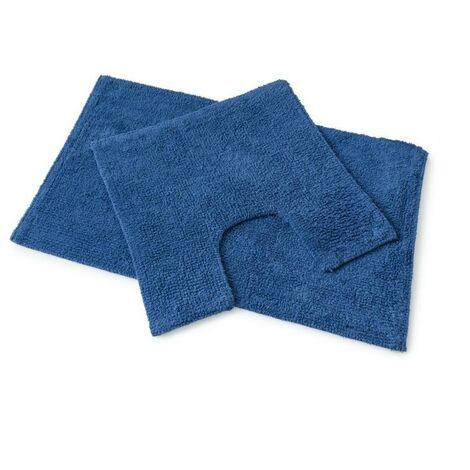 Premier 2 Piece Bath Set - Royal Blue