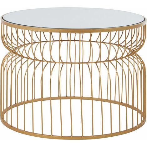 Premier Housewares Avantis Round Side Table