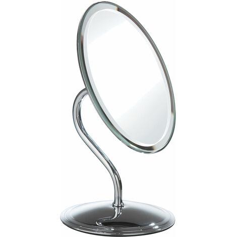 Premier Housewares Oval Swivel Mirror