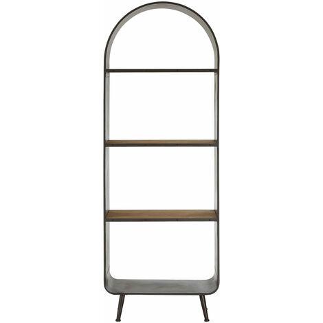"main image of ""Premier Housewares Trinity Tall Shelf Unit"""