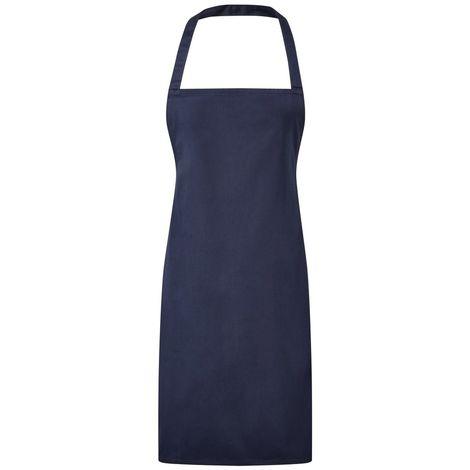Premier Ladies/Womens Essential Bib Apron / Catering Workwear