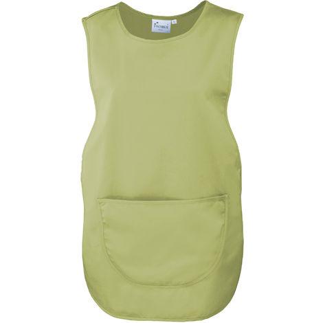 Premier Ladies/Womens Pocket Tabard / Workwear (Pack of 2)