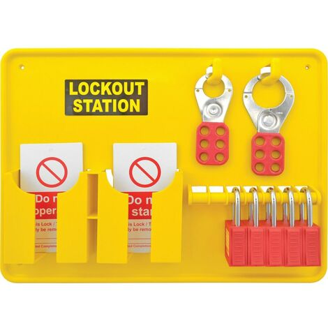 Premier Lockout Stations