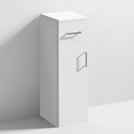 Premier Mayford Cupboard Unit 250mm Wide x 330mm Deep - High Gloss White