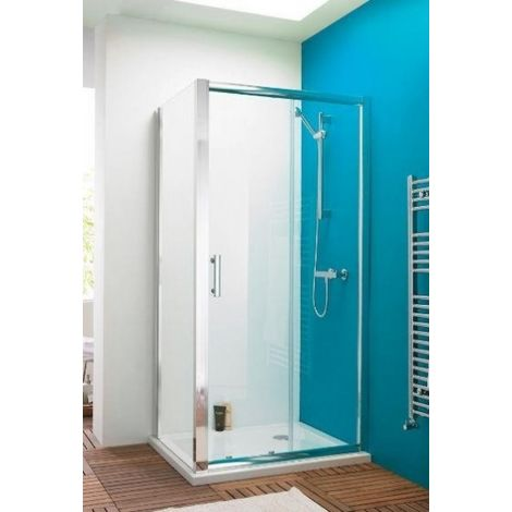 Premier Pacific 1100 X 900 Sliding Door Shower Enclosure With Tray