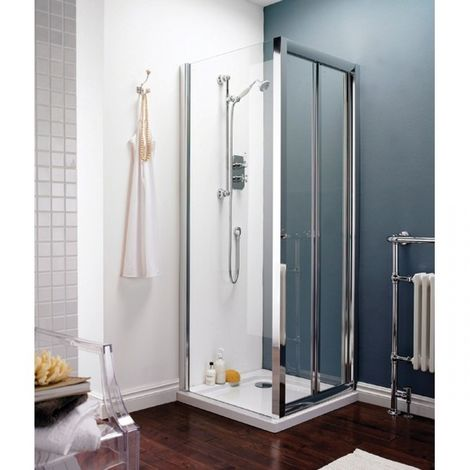 Premier Pacific 1200 X 800 Bi Fold Shower Enclosure