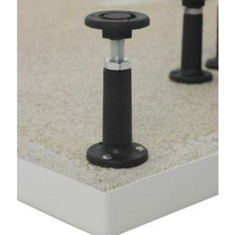 Premier Pearlstone Shower Tray Riser Kit For Rectangular Trays 1000mm
