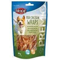 Premio fish chicken wraps - 80 g