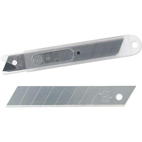 PREMIUM-Abbrechklingen 18 mm für Cuttermesser - LONG LIFE - 10er-Pack