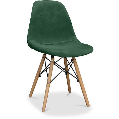 Premium Deswick Chair - Full Fabric