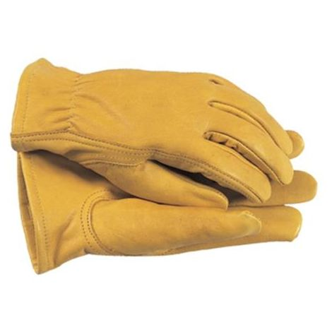 Premium Leather Grain Cowhide Gloves