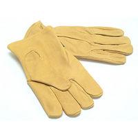 Premium Leather Grain Cowhide Gloves