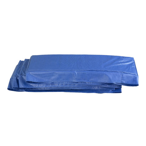 Premium Trampoline Replacement Safety Pad (Spring Cover) | Fits Rectangular Frames - Trampoline Padding for Maximum Safety