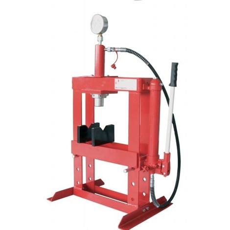 Prensa hidráulica 10 Ton., CAT83010TS - Metalworks