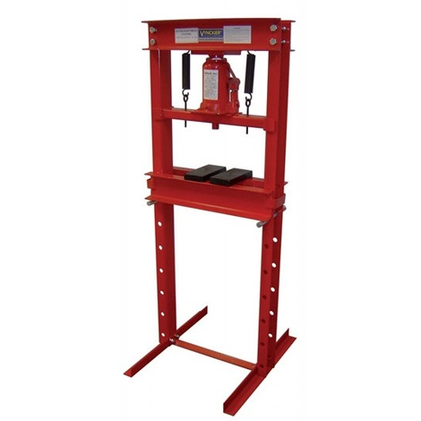 Prensa hidráulica 20 Ton., CAT520 - Metalworks