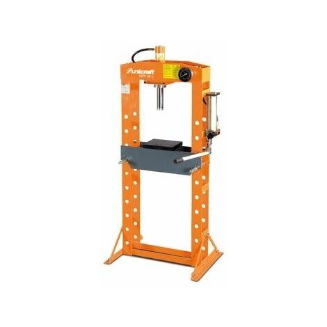 Prensa hidráulica con cilindro móvil 20 Ton. UNICRAFT WPP 20 E