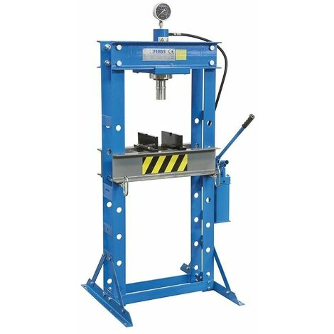 Prensa hidráulica manual 30000kg FERVI P001/30