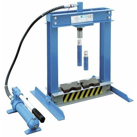 Prensa hidráulica manual 4000kg FERVI P001/04