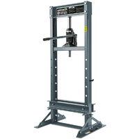Prensa hidraulica robusta 20 toneladas de presion para garaje y taller -GREENCUT