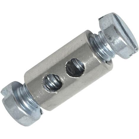 Prensacables metálico de acero cromado (0788510E)
