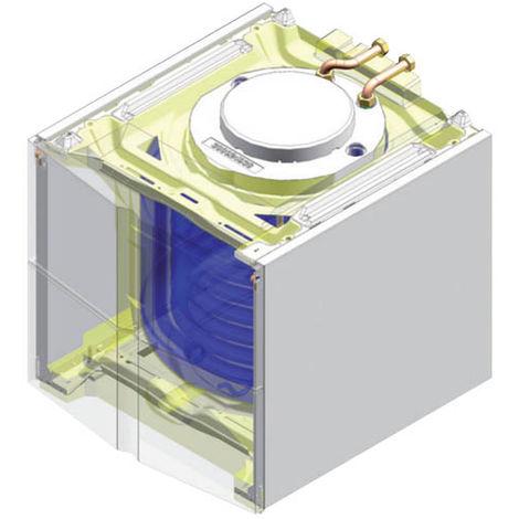 Préparateur d'eau chaude sanitaire a serpentin 100l