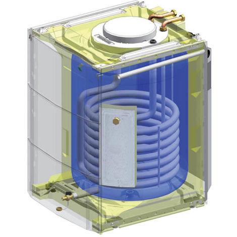 Préparateur d'eau chaude sanitaire à serpentin 160l