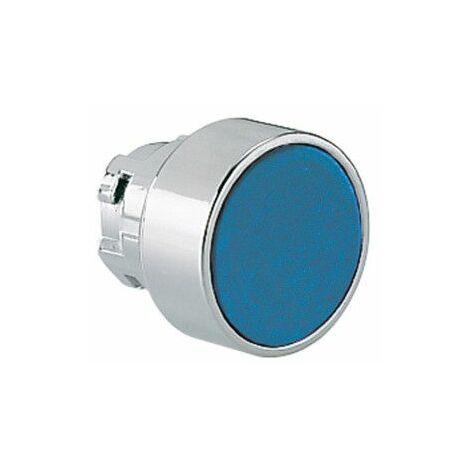Presión de descarga botón LOVATO impulso serie 8LM agujero de 22 mm azul 8LM2TB106