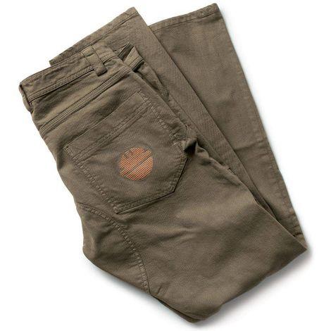 PRESS pantalon de travail en coton Dike DIKE