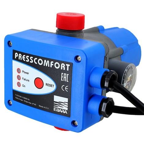 Presscomfort câblé de Ebara - Presscontrol