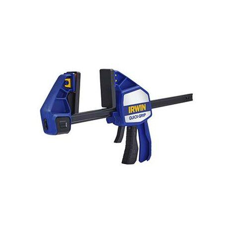 Presse 1 main quick grip - Long serrage : 455mm - IRWIN