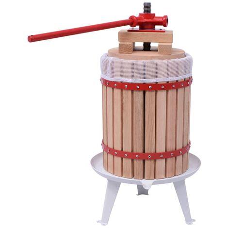 Presse à fruits et à vin 18 L