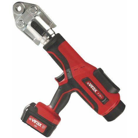 Presse à sertir électro-hydraulique Viper® P25+ - Virax