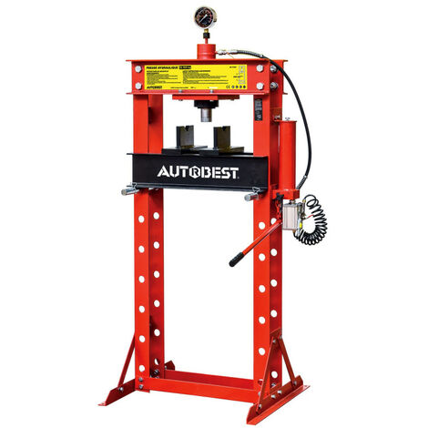 Presse atelier hydraulique 30 tonnes - AUTOBEST