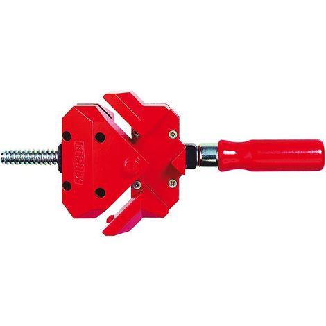 Presse-équerre WS, Capacité de serrage : 2 x 100 mm, Continuité 60 mm, Hauteur des mors 36 mm