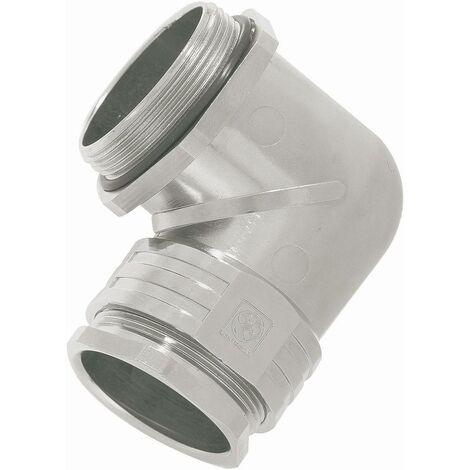 Presse-étoupe coudé LAPP SKINDICHT® RWV-M20 x 1.5 52107820 M20 laiton laiton 1 pc(s)