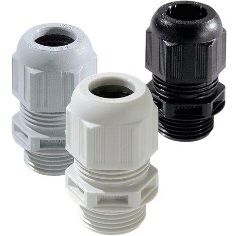 Presse-étoupe Wiska ESKV-SET 32 10100472 M32 plastique gris clair 2 pc(s)