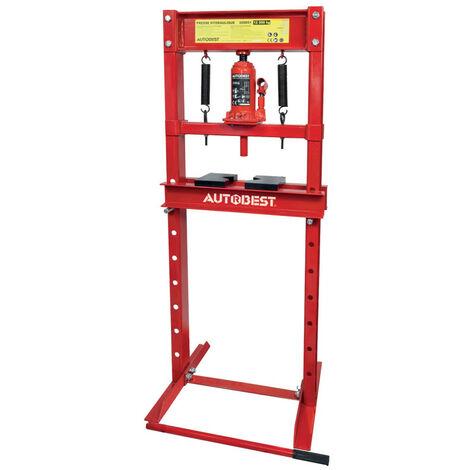 Presse hydraulique 12T - AUTOBEST