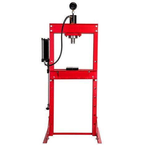 Presse hydraulique 30 tonnes avec commande au pied