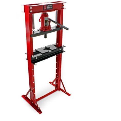 Presse hydraulique d 'atelier 12 Tonnes sur colonne