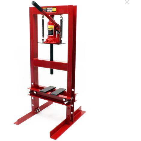 Presse hydraulique d 'atelier 6 Tonnes sur colonne