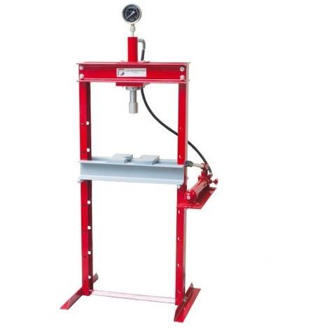 Presse hydraulique d'atelier 12 Tonnes - WP12H HOLZMANN - -