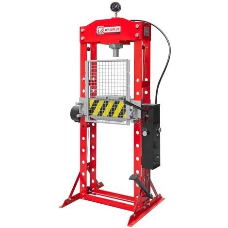 Presse hydraulique d'atelier 30 tonnes WP30PLUS Holzmann