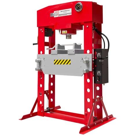 Presse hydraulique d'atelier WP100H Holzmann