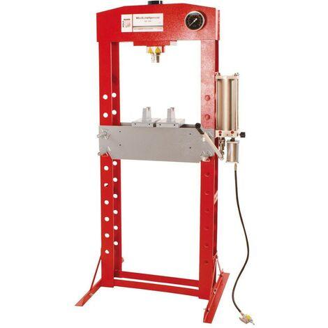 Presse hydraulique d'atelier WP30H HOLZMANN