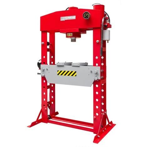 Presse hydraulique d'atelier WP75H Holzmann