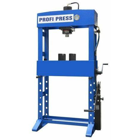 Presse hydraulique manuelle 15 Tonnes PROMAC - 15-TON-HF2