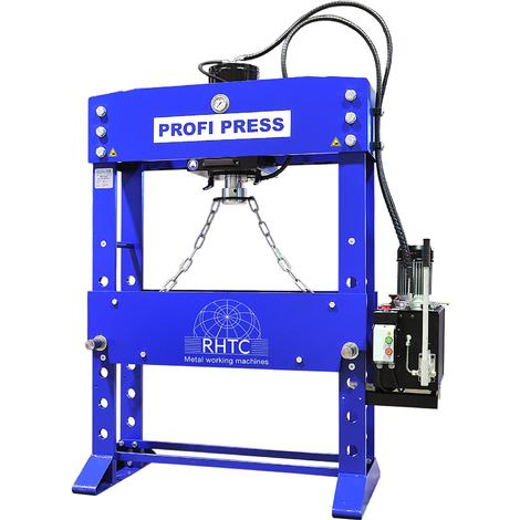 Presse hydraulique motorisée 100 Tonnes PROMAC - 100-TON-MH-MC2