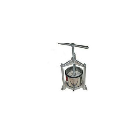 Presse manuelle acier inoxydable 2,2L